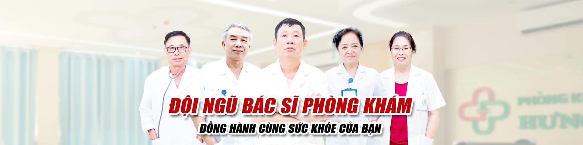 Giới thiệu đội ngũ bác sĩ